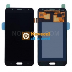 LCD Screen Display with Digitizer Touch Panel for  Galaxy J7 J700/ J700F - Black
