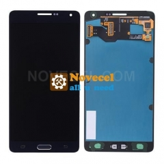 LCD with Touch Screen Digitizer Assembly For Galaxy A7 Black
