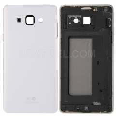 Rear Housing Replacement for Galaxy A7 / A700(White)