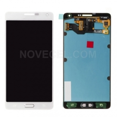LCD Display Touch Screen Digitizer Assembly for Galaxy A7 White