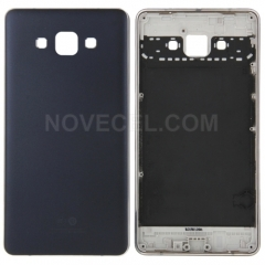 Rear Housing Replacement for Galaxy A7 / A700(Blue)