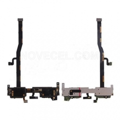 Flex Cable with Vibrator Motor and Microphone for OnePlus One 1+ A0001