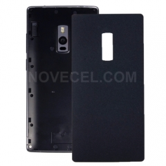 Battery Back Cover Replacement for OnePlus 2 (Black)