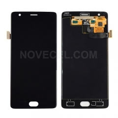 for OnePlus 3 (A3003 Version) LCD Screen + Touch Screen Digitizer Assembly(Black)