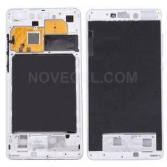 for Xiaomi Mi Note Front Housing LCD Frame Bezel Plate(Silver)