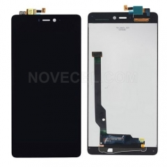LCD Screen + Touch Screen Digitizer Assembly for Xiaomi Mi 4c(Black)