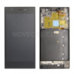 for Xiaomi Mi 3 LCD Screen + Touch Screen Digitizer Assembly with Frame
