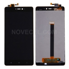 Xiaomi Mi 4S LCD Screen + Touch Screen Digitizer Assembly(Black)