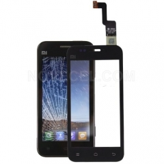 Xiaomi 1 / mi1 Touch Screen Digitizer Glass Lens Replacement Part(Black)