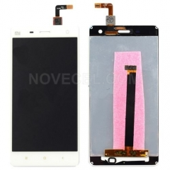 LCD Screen + Touch Screen Digitizer Assembly for Xiaomi Mi 4(White)