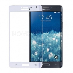 Front Screen Glass Lens for Galaxy Note Edge N915-White