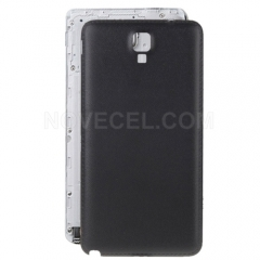 Battery Door Cover Housing for Samsung Galaxy Note 3 Neo N750-Black