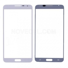 A+ Front Glass for Galaxy Note 3 Neo N750-High Quality/White