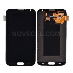 LCD with Touch Screen Digitizer for Galaxy Note 2 N7100- Gray