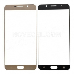 A+ Front Glass for Galaxy Note 4 N910-High Quality/Gold