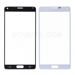 Front Glass for Galaxy Note 4 N910(Ori Quality) -White