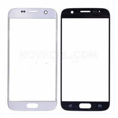 A Front Screen Glass Lens for Samsung Galaxy S7/G930 Regular (Silver)