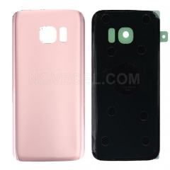 A+ Back Cover Battery Door for Samsung Galaxy S7 /G930 (High Quality)-Pink