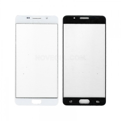 A+ For Galaxy A5 (2016) / A510 Front Screen Outer Glass Lens-High Quality (White)