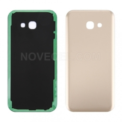 For Samsung Galaxy A5 (2017) / A520 Battery Back Cover-Gold
