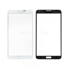 A+ Touch Screen Glass for Samsung Galaxy Note 3 N9000 -High Quality/White