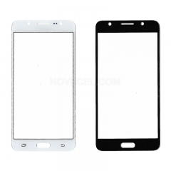 A For Galaxy J5 (2016) J510 Front Outer Screen Glass Lens-White