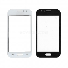 A+ Front Glass Lens for Galaxy J1 Ace SM-J110 - High Quality/White