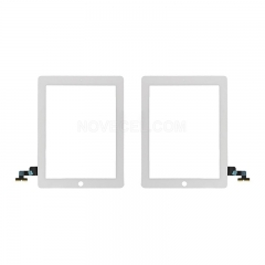 A Touch Screen Digitizer for iPad 2 (Generic Quality) - White