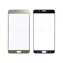 Front Screen Glass Lens for Galaxy A9 Generic Gold