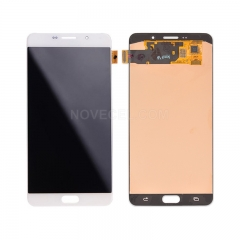 LCD Display + Touch Screen Digitizer Assembly Replacement for Galaxy A9 / A900(White)