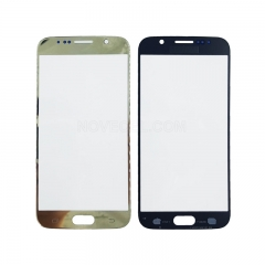 A+ Front Screen Glass Lens for Samsung Galaxy S6 G920-High Quality/Gold Platinum
