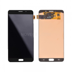 LCD Screen Display with Touch Digitizer Panel for Galaxy A9(2016) A900 - Black