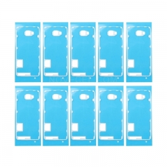 10 PCS LCD Screen Back Adhesive Tape for Galaxy A7(2016) A710