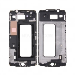 for Galaxy A7 (2016) / A7100 Front Housing LCD Frame Bezel Plate