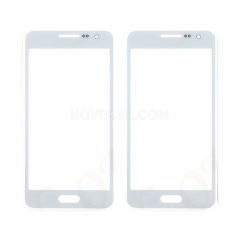 A+Screen Outer Glass for Galaxy A7-High Quality/White
