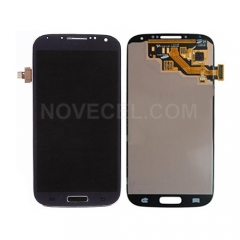 LCD with Touch Screen Digitizer for Samsung Galaxy S4 i9500 - Blue