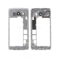 Middle Plate Frame Part for Galaxy J5 (2016) SM-J510 - Gold