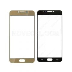 Front Glass For C7/C7000 -Gold