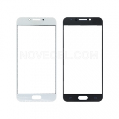 A+Front Glass For C5 Pro/C51010  -High Quality/White