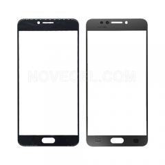 Front Glass For C7 Pro/C7010-Black A+