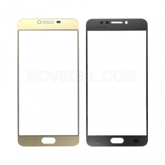 Front Glass For C7 Pro/C7010-Gold A+