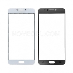 Front Glass For C7 Pro/C7010-White A+