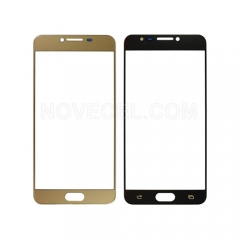Front Glass For C5/C5000 -Gold