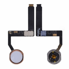 Home Button with Flex Cable for iPad Pro (9.7inches) - Gold