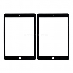 Front Glass Lens For iPad Air 2-Black