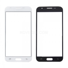 Front glass lens For Samsung Galaxy J3 Emerge/j327A -A/White