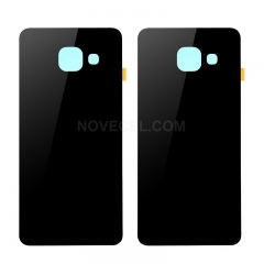 Rear Battery Cover for Samsung Galaxy A3 SM-A310F (2016) -Black