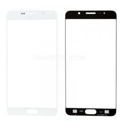 Front Screen Glass for Galaxy Note 5 N920(Ori Quality) - White Pearl