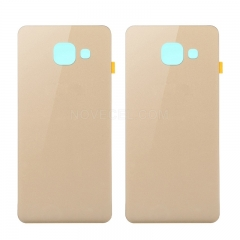 Rear Battery Cover for Samsung Galaxy A3 SM-A310F (2016) - Gold