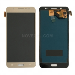 For Galaxy J5 (2016) SM-J510 LCD with Digitizer Touch Panel-Gold /OLED Quality